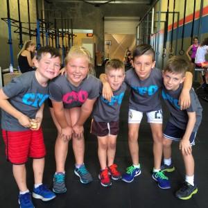 CFQ Kids 2016