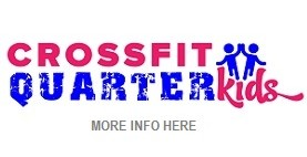 Crossfit Quarter Melville Kids