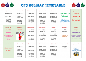 cfq-holiday-schedule